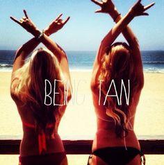 Be Tan
