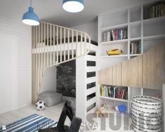 pokój dla chłopca-projekt - zdjęcie od MIKOŁAJSKAstudio - Pokój dziecka - Styl Nowoczesny - MIKOŁAJSKAstudio