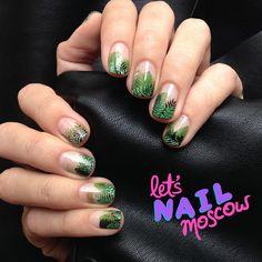 4 дизайна: от минимализма до японского 3d :) | let's nail Moscow
