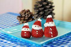 Eğlenceli Yiyecekler: Çilek #çilek #Strawberry #snowman Strawberry, Fruit, Food, Essen, Strawberry Fruit, Meals, Strawberries, Yemek, Eten