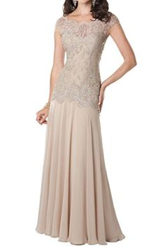 MILANO BRIDE Elegant Champagne Lace A-line Illusion Neck Mother Of Bride Dress-10-Champagne MILANO BRIDE http://www.amazon.com/dp/B00SXPDPJM/ref=cm_sw_r_pi_dp_xDb2ub141VY69.  190