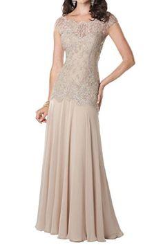 MILANO BRIDE Elegant Champagne Lace A-line Illusion Neck Mother Of Bride Dress-10-Champagne MILANO BRIDE http://www.amazon.com/dp/B00SXPDPJM/ref=cm_sw_r_pi_dp_xDb2ub141VY69.  190