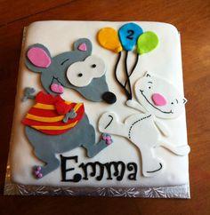 Toopy & Binoo cake.