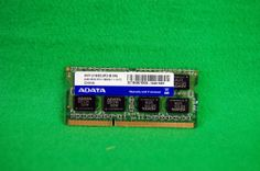4GB Notebook RAM ADATA AM1U16BC4P2-B19N PC3-12800 1600MHz DDR3  204p CL11 1,5V