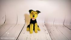 Welsh Terrier, Facebook Sign Up, Crochet, Fictional Characters, Amigurumi, Ganchillo, Fantasy Characters, Crocheting, Knits