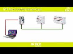 TIPS KNX Nº2. Qué son las Direcciones de Grupo -  Videotutorial sobre qué son las Direcciones de Grupo en los sistemas KNX y para que sirven