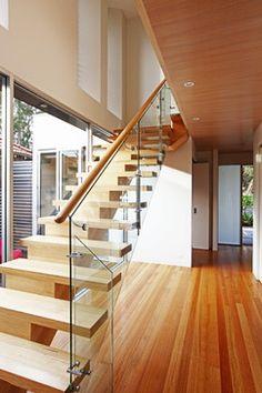 - contemporary - staircase -