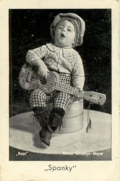 Uber adorable, Spanky! Vintage Children Photos, Vintage Pictures, Old Pictures, Vintage Images, Old Photos, Sweet Memories, Childhood Memories, Classic Comedies, We Are The World