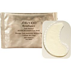 'Botox in a Jar' and 12 Other Eye Creams That Will Freshen Your Look: Shiseido Benefiance Pure Retinol Instant Treatment Eye Mask