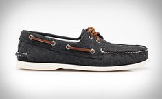wool boat shoes!