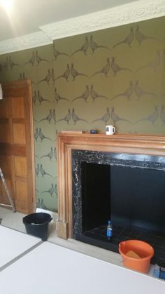 Pheasant wallpaper. Getting there!
