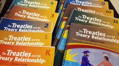 The Manitoba government and the Treaty Relations Commission of Manitoba said Tuesday it's time for both non-aboriginal and First Nations students to learn about each other, starting with the treaties that form the basis of Manitoba's history. Indigenous Education, Aboriginal Culture, Canadian History, France, I Care, First Nations, Social Studies, Tuesday, Students