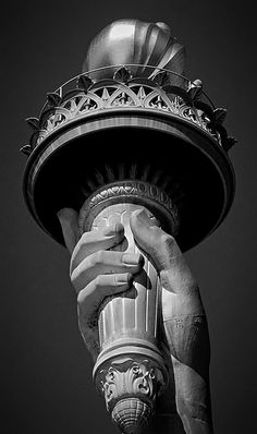 Torch of Freedom - Limited Edition 2 of 10 Statue Of Liberty Drawing, Statue Of Liberty Tattoo, Mago Tattoo, Ancient Greek Sculpture, City Aesthetic, Portrait Photography, Digital Photography, Sculpture Art, Buy Art