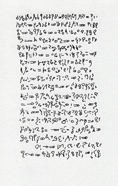 Asemic Writing from Andrew Clark