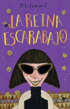 """Ficha de la novedad de noviembre La reina escarabajo de M.G. Leonard, segunda parte de la saga juvenil que comenzó con El chico escarabajo. """"La reina escarabajo"""" M. G. Leonard #LaReinaEscarabajo #BeetleQueen #ElChicoEscarabajo #EscarabajoManía @MGLnrd #literaturajuvenil #libros #YA #GTravesia @chickenhousebooks #literaturajuvenil #libros #YA #GTravesia #librerias #bibliotecas #books #bookshops"""