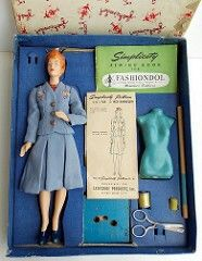 Simplicity Mannequin Sewing Doll