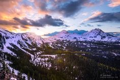 """1 night backpack trip to my favorite overlook of Middle and North Sister in the Three Sisters Wilderness, Oregon. It's special this time of year as the sun sets perfectly in between the mountains. Nikon D810 15"""" exposure, 3,200 ISO, f/2.8, 14mm (14-24mm) www.ourearthinfocus.com"""