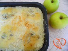 Pure' gratinato con formaggi  http://www.cuocaperpassione.it/ricetta/f32f1f4c-9f72-6375-b10c-ff0000780917/Pure_gratinato_con_formaggi