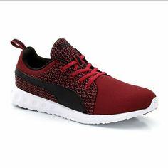 PUMA CARSON RUNNERS WOMENS TENNIS SHOES Men's 6.5 women's 8.5-9 worn 3x good condition. Puma Shoes Sneakers