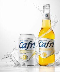 cafri Beer Korea Print Ad