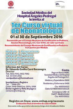 I Curso Virtual de Neonatología