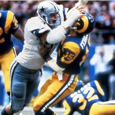 "DL Randy White ""The Manster"" Half man Half monster - Dallas Cowboys Dallas Cowboys Rings, Nfl Dallas Cowboys, Cowboys Football, Football Team, Football Helmets, Football Pics, Football Stuff, Football Baby, How Bout Them Cowboys"