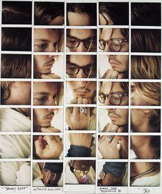 Johnny Depp | By Maurizio Galimberti