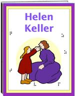 Thematic Unit - Hellen Keller - Helen Keller triumphed over being blind and deaf. This unit is the story of her life. It tells of the many joys and sorrows of her childhood. It shares the methods Anne Sullivan, her teacher used to teach her to communicate. The unit includes worksheets: criss cross, word find, unscramble the words, spelling, fill in the blank and others.