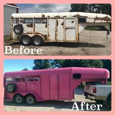 """Explore our internet site for even more relevant information on """"horse trailer"""". It is an exceptional location to learn more. Livestock Trailers, Horse Trailers, Trailer Diy, Trailer Remodel, Horse Barns, Horse Tack, Horse Stalls, Horse Saddles, Western Saddles"""