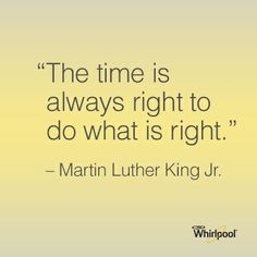 Words to live by. Today we honor the legacy of Martin Luther King, Jr. #MLK #Monday #Inspiration