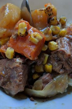 """Slow Cooker Tender and Yummy Round Steak 