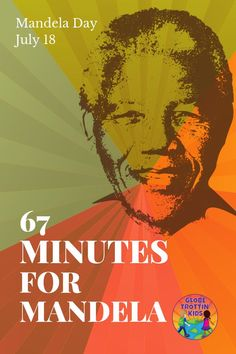 To honor Nelson Mandela's 67 years of public service, people around the world are being asked to designate 67 minutes of their time to make a difference in the lives of others. Learn more about People Around The World, Around The Worlds, Multicultural Classroom, Service Projects For Kids, The Lives Of Others, Cultural Diversity, Parent Resources, Nelson Mandela, Public Service