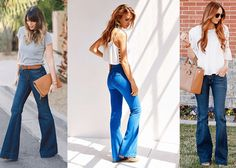 Trend Alert: Flare Jeans