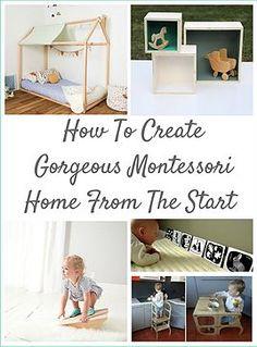 Montessori Nature Materials | Baby