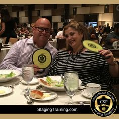 Two future CSPs from Hawaii! Training Academy, Home Staging, Hawaii, Future, Future Tense