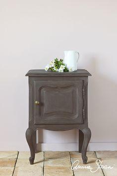 New Chalk Paint® colour! Honfleur on a side table