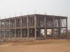 Sri Vidyaranya Awasam: Construction of Skill Development project Sri #Vid...