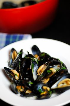 Moules Mariniere or Fisherman's Mussels – French Fridays with Dorie