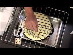 eBand Videos Receita Minuto Aprenda a decorar Bolos com o Chef de cozinha Eduardo Beltrame Parte 1