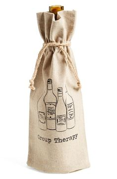 Levtex 'Group Therapy' Bottle Gift Bag available at #Nordstrom