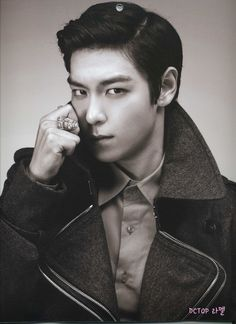 T.O.P. from Big Bang!