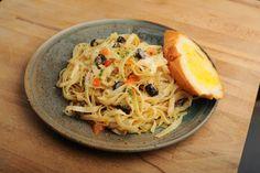 Pasta Mariscos - Bigby's Café and Restaurant Cagayan de Oro