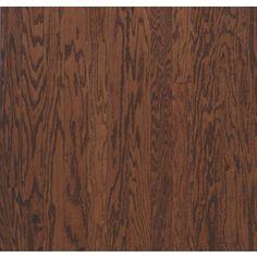 Bruce Locking Smooth Face Cherry Oak Hardwood Flooring (22-Sq Ft) Eak0