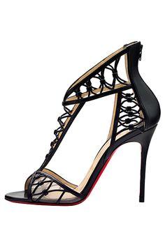 Christian Louboutin - Women's Shoes - 2014 Spring-Summer     ᘡղbᘠ