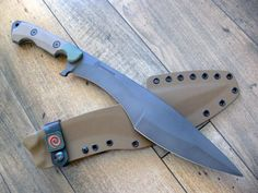 Dervish Knives Ursa Major