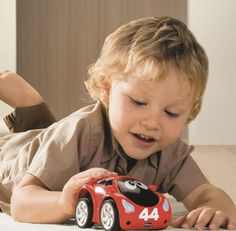 Your kids will be zooming around on #Christmas morning with the Chicco Turbo Touch Car!
