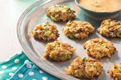 Mini Crab Cakes – Want to impress your guest? They're easier to make than you might think.