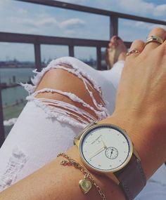 Neue Uhrenliebe  @paul_hewitt  #accessories #armcandy #armgedöns #details…