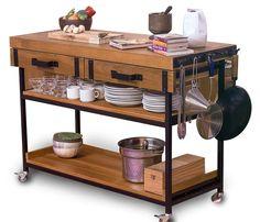 Rack Tv, Kitchen Cart, Home Decor, Ideas, New Kitchen, Birth, Training, Craft, Cinder Block Furniture