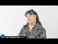 Five Questions (Plus One!) with Judith Robbins Rose - YouTube